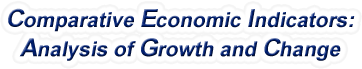 Oklahoma - Comparative Economic Indicators: Analysis of Growth and Change, 1969-2016
