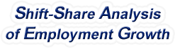 Shift-Share Analysis of Oklahoma Employment Growth and Shift Share Analysis Tools for Oklahoma
